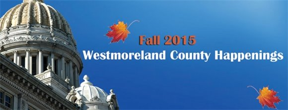Westmoreland County e-newsletter
