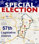 57th Legislative District Special Election