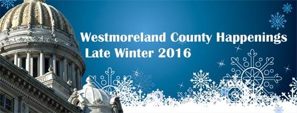 Westmoreland County Happenings e-news