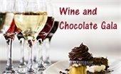 Wine and Chocolate Gala