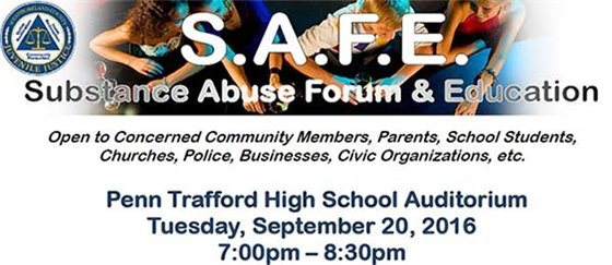 Substance Abuse Forum and Education