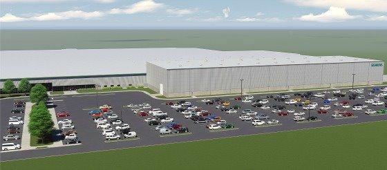 Rendering of Siemens at RIDC Westmoreland