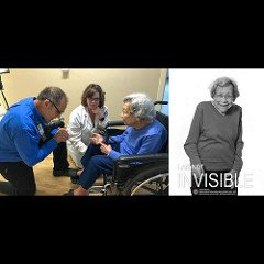 """Women Veterans """"I am not invisible"""" project photo"""