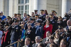 Veterans Day at the Tomb of the Unknown