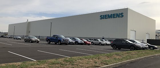 Siemens Pittsburgh Service Center