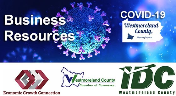 Westmoreland County Business Resources for COVID-19