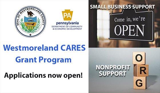 Westmoreland County CARES Grant Program