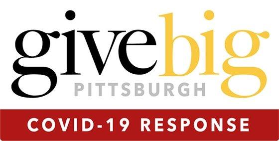 Give Big Pittsburgh COVID-19 Response fundraising logo