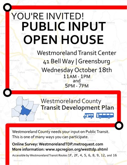 Public Open House and Survey