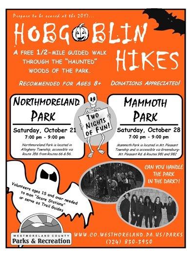 Hobgoblin Hike poster