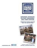 Military/Veteran Day at the Farm Show, January 11