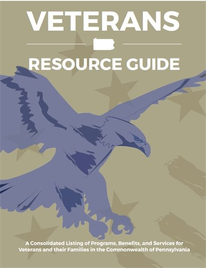 Veterans Resource Guide cover