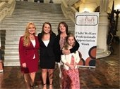 PA Child Welfare Professionals Week photo