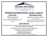 Wall that Heals Rider Flyer