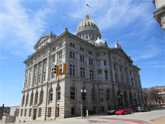 Westmoreland Co. (PA) Courthouse