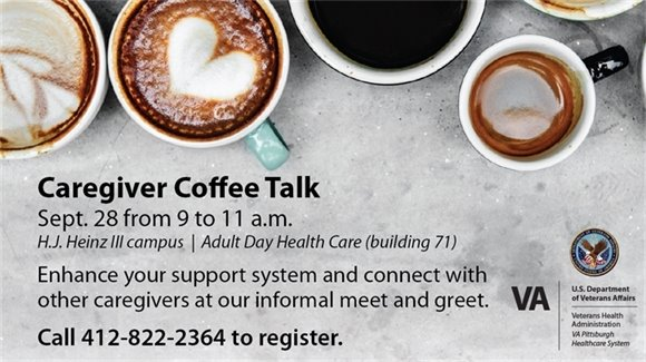 Coffee Talk 29 Sept flyer