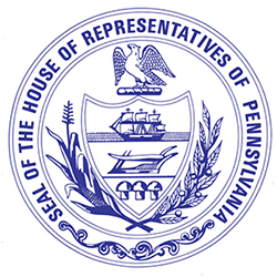 Seal PA House of Representatives