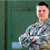Master Sgt. Brandon Nicely is the superintendent of personnel for the Heavy Airlift Wing. He and his