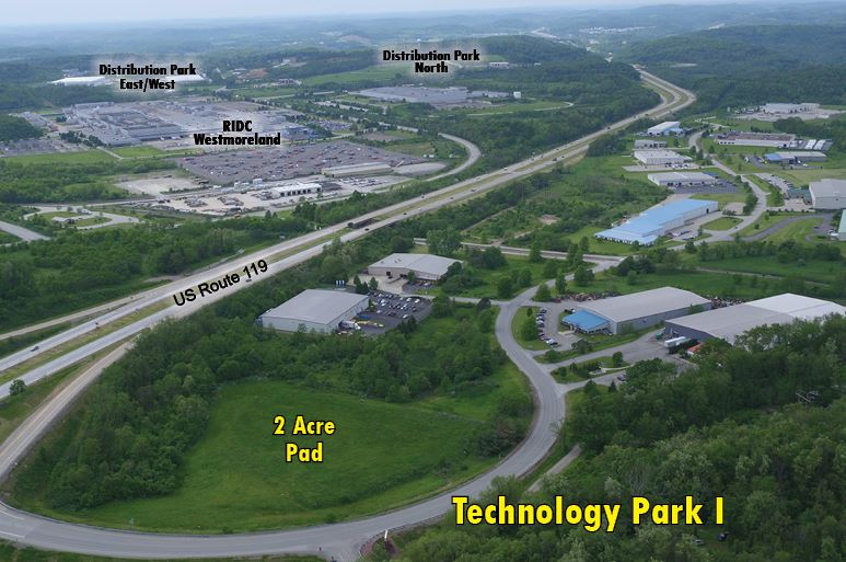Technology Park I Pad Ready Sites