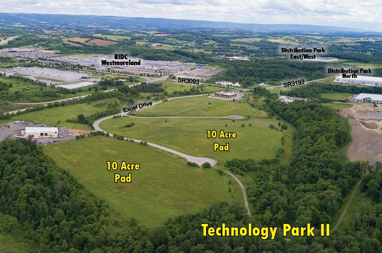 Technology Park II Pad Ready Site