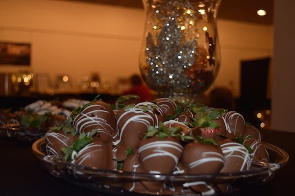 Wine and Chocolate Gala
