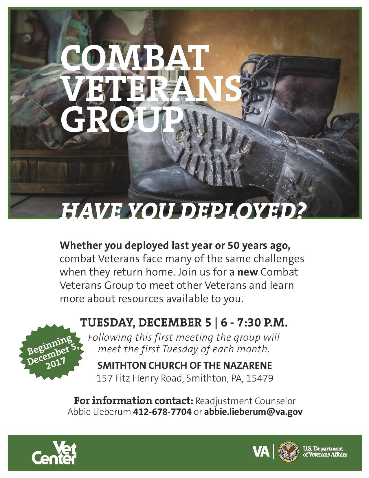 CombatVeteran_SupportGroup_VetCenter_flyer