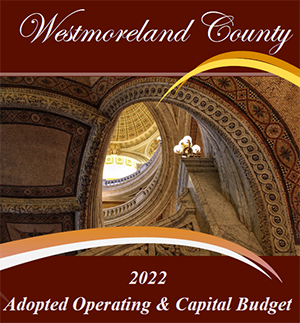 2018 Adopted Budget Cover Sheet