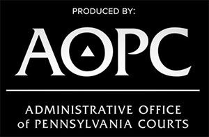 Administrative Office of Pennsylvania Courts logo