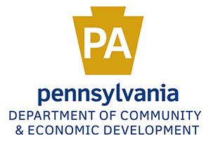 PA Department of Community and Economic Development Logo