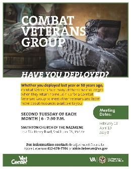 CombatVeteran_SupportGroup_VetCenter_flier 2nd Tuesday-page-001