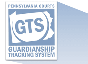 Pennsylvania Courts Guardian Tracking System