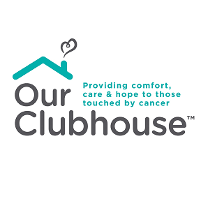 Our clubhouse provides support for those living with cancer: logo