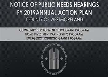 Hearing Notice 2019 CONSOLIDATED ANNUAL PLAN