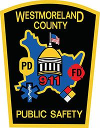 Westmoreland County Department of Public Safety Badge