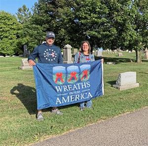 Jeannette couple fundraise for Jeannette Wreaths Across America project