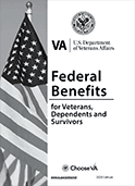 2020 Federal Benefits for Veterans cover