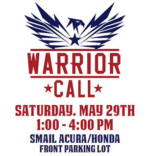 Warrior Call Event May 2021