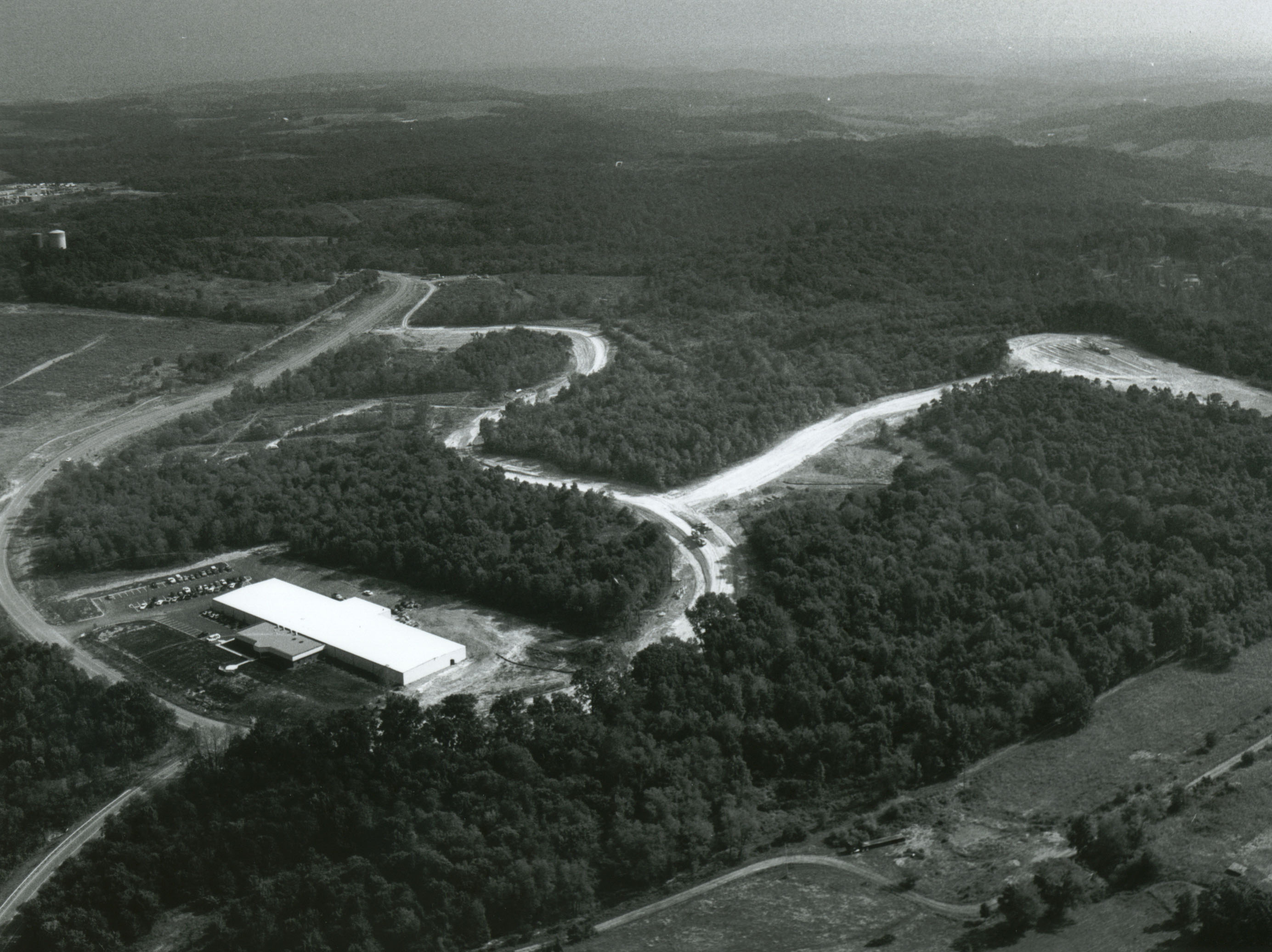 1998 Aerial Business and Research Park