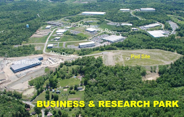 2008 Aerial Business and Research Park