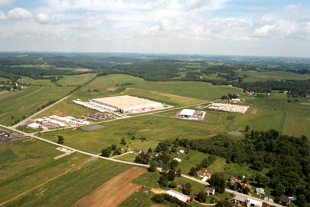 2001 Aerial I-70 Industrial Park