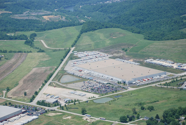 200 Aerial I-70 Industrial Park
