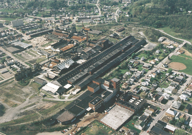 1993 Aerial Jeannette Industrial Park