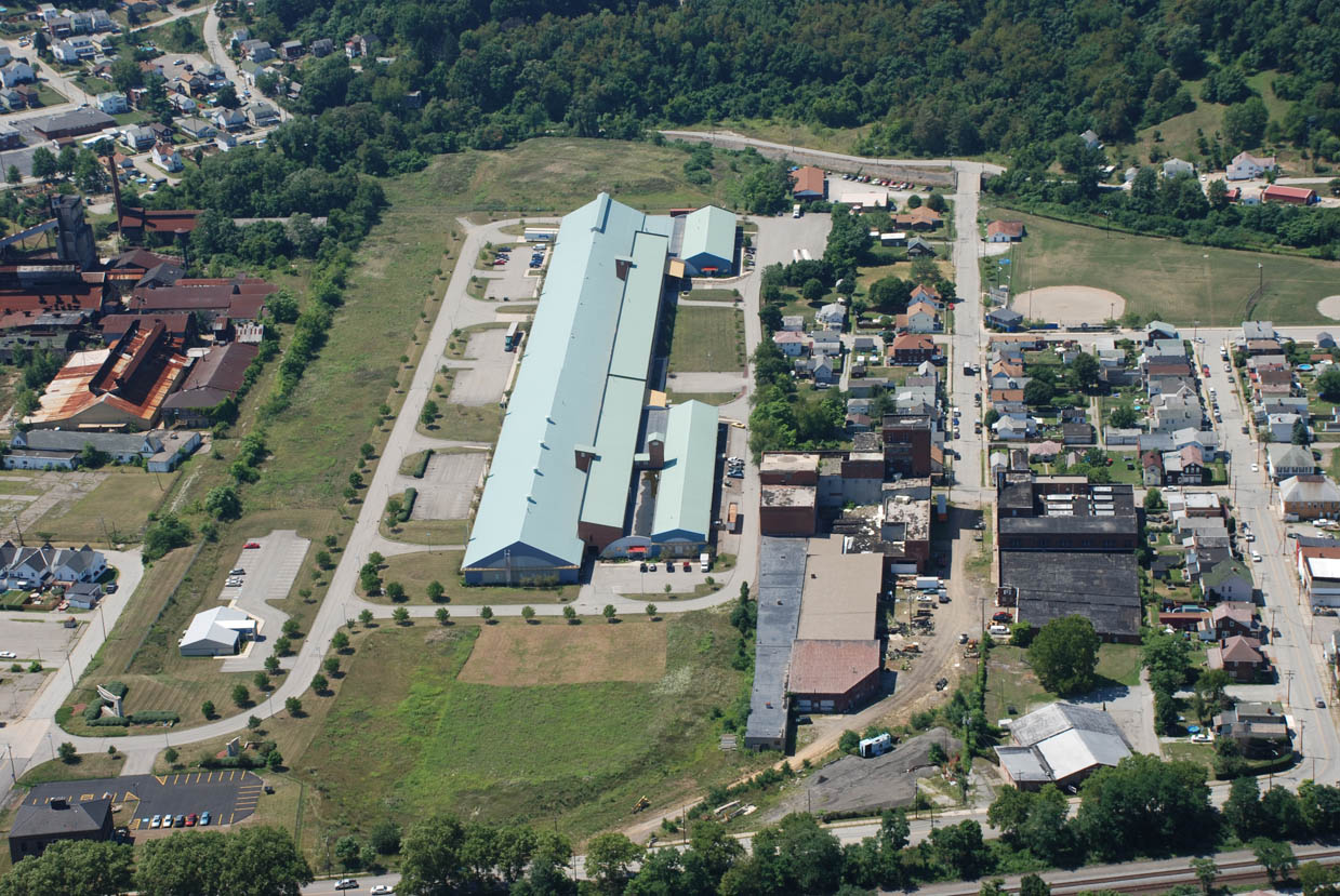 2007 Aerial Jeannette Industrial Park