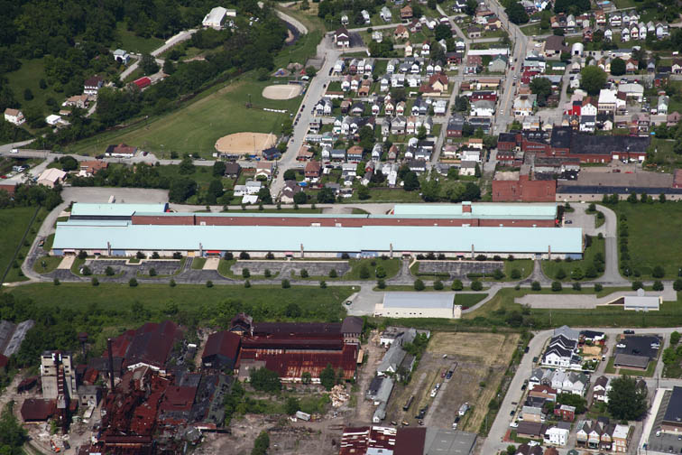2012 Aerial Jeannette Industrial Park