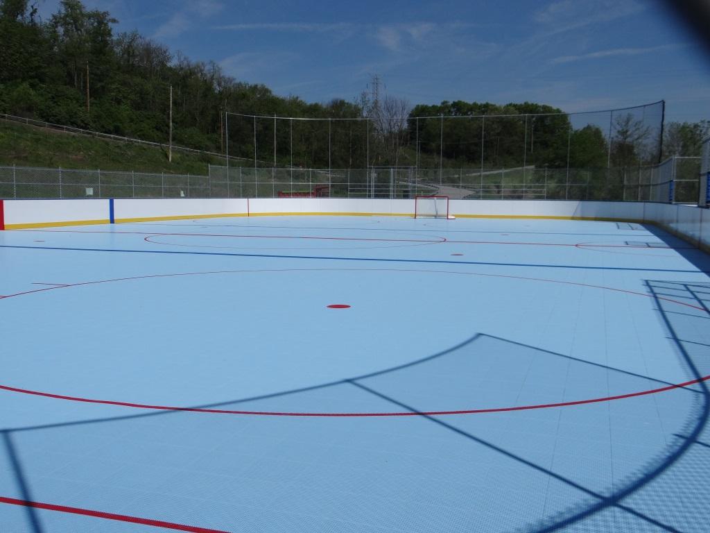 David R Peach Dek Hockey Rink Westmoreland County Pa