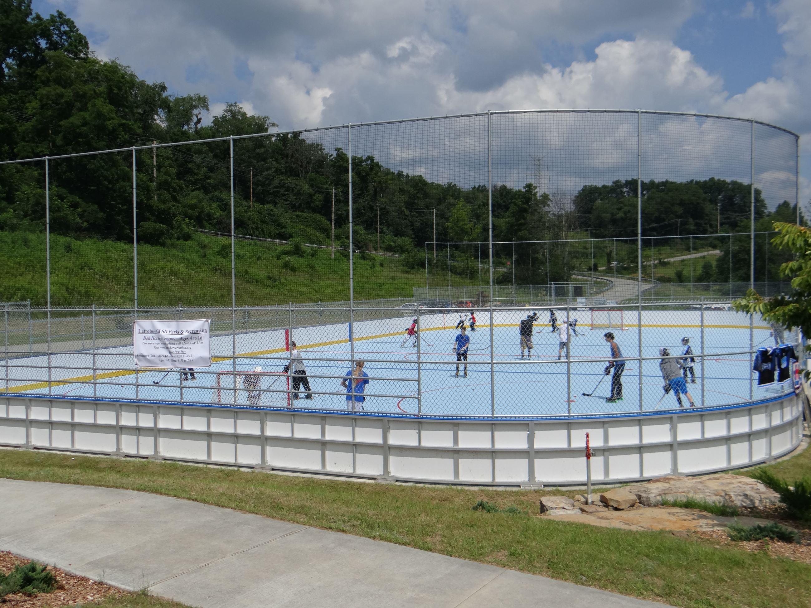 David R  Peach Dek Hockey Rink | Westmoreland County, PA