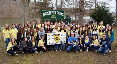 March For Parks Wrap Up Westmoreland County Pa