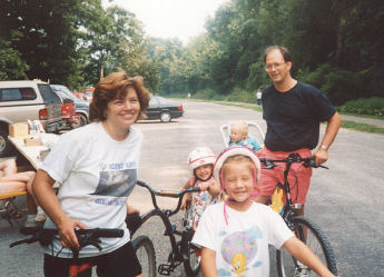 Ride the Great Allegheny Passage