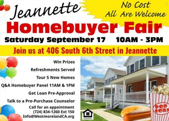 Jeannette Homebuyer Fair