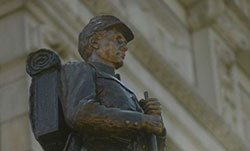 Westmoreland County Veterans Statue